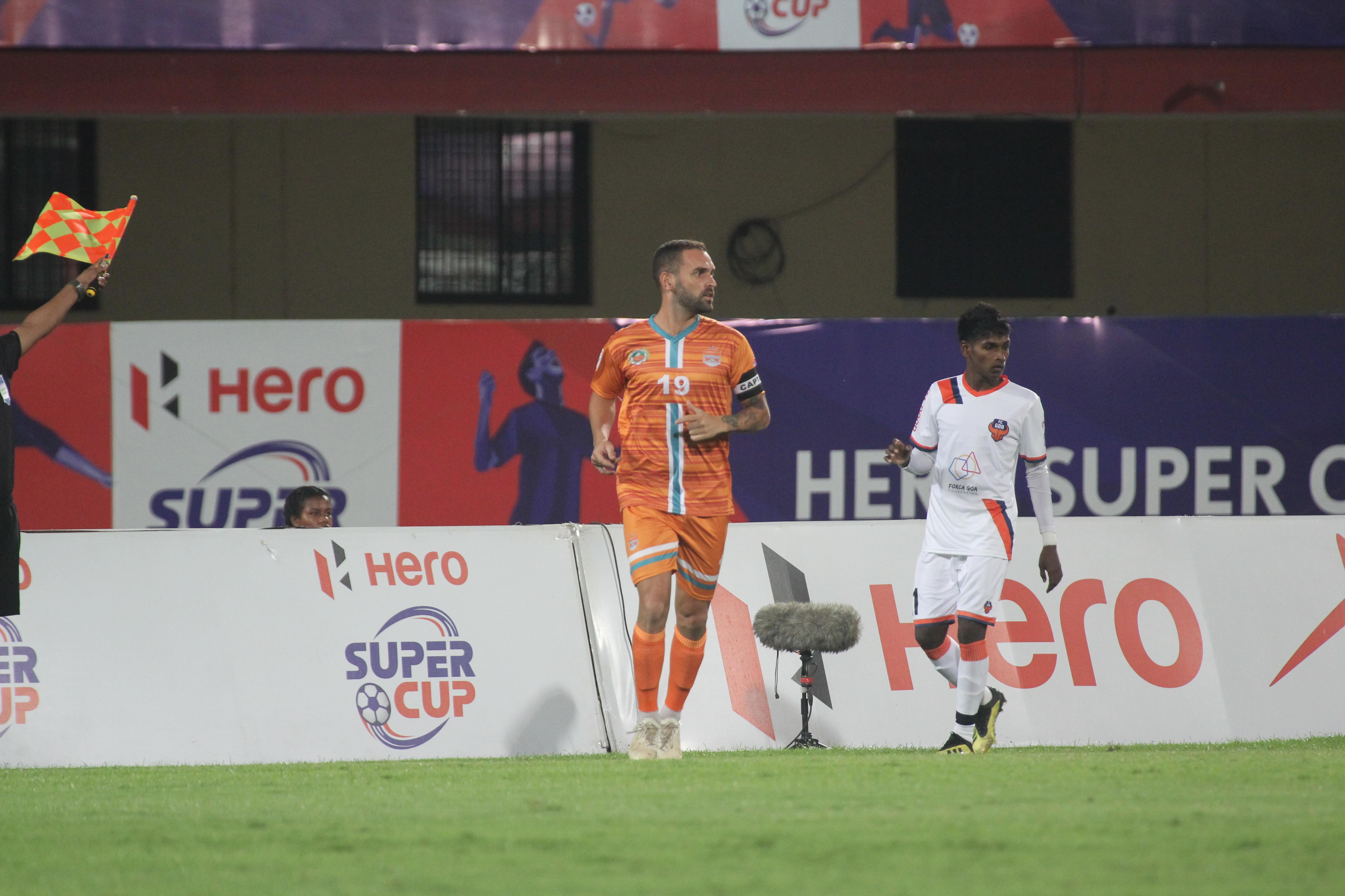 Chennai City vs FC Goa Super Cup 2019
