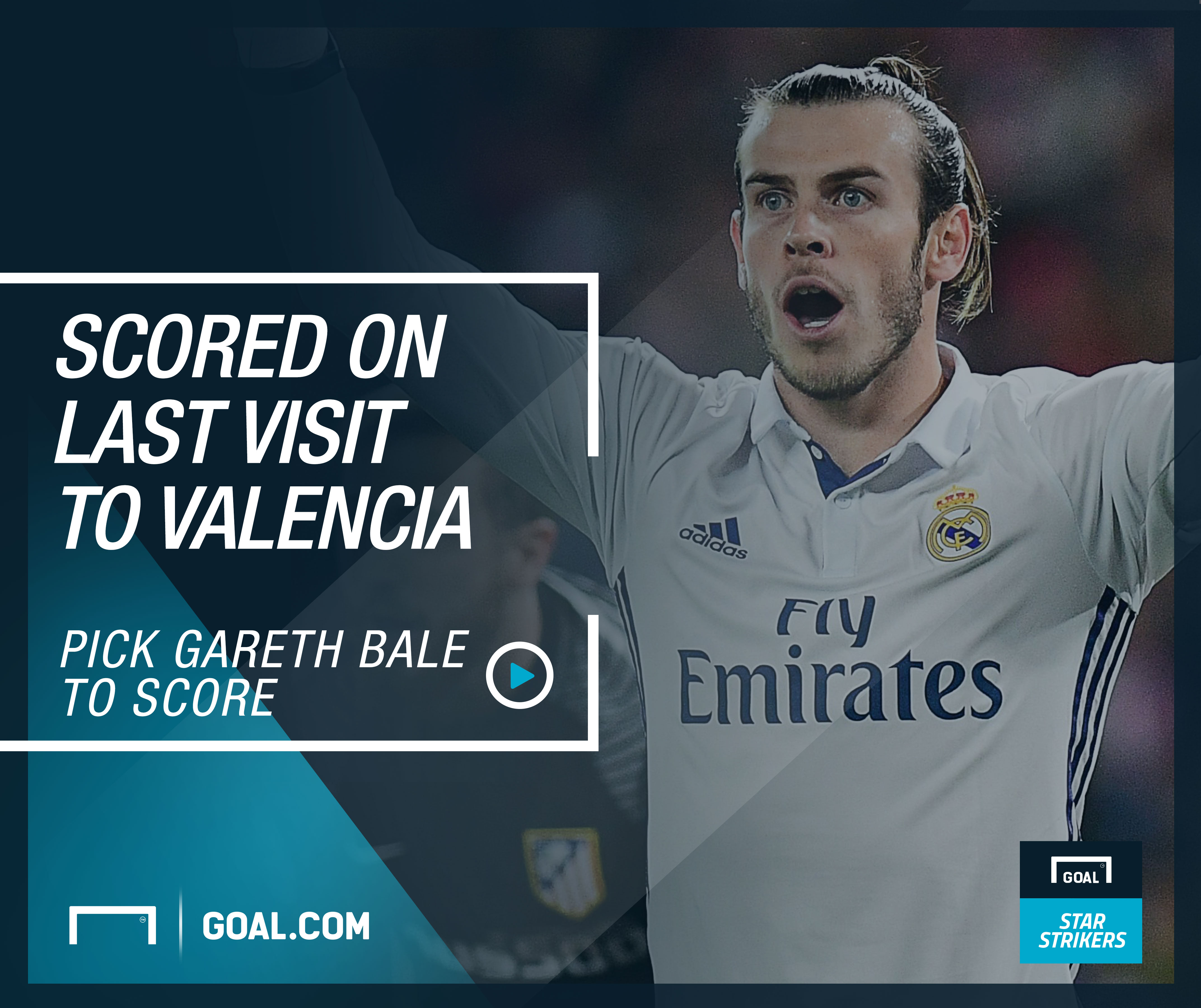 Goal Star Strikers Gareth Bale