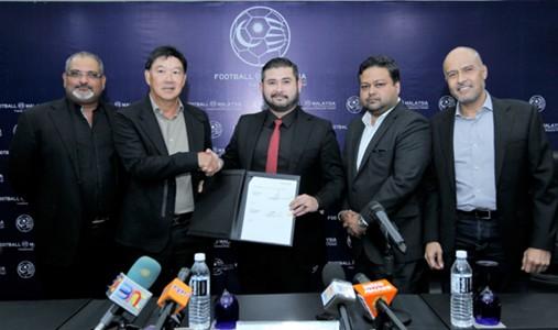 Tunku Ismail Sultan Ibrahim, Kevin Ramalingam, Football Malaysia LLP, 28112017