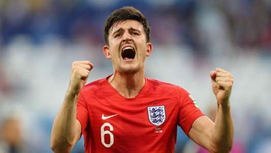 Harry Maguire England Sweden World Cup 070718