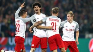 Xaver Schlager Red Bull Salzburg Marseille Europa League