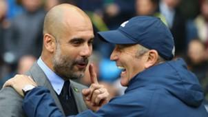 Pep Guardiola Manchester City Tony Pulis West Brom