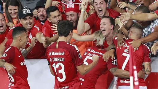 Nico López Internacional River Plate Copa Libertadores 03042019