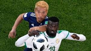 Japón - Senegal