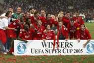 Liverpool 2005 campeón Supercopa UEFA