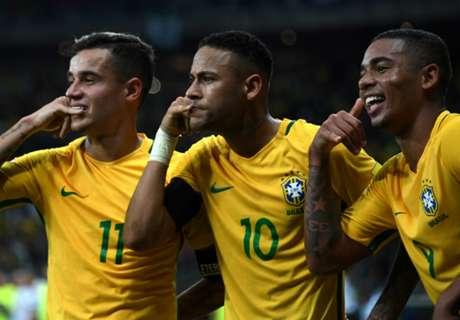 Neymar cite les joueurs qu'il voit briller à la Coupe du Monde