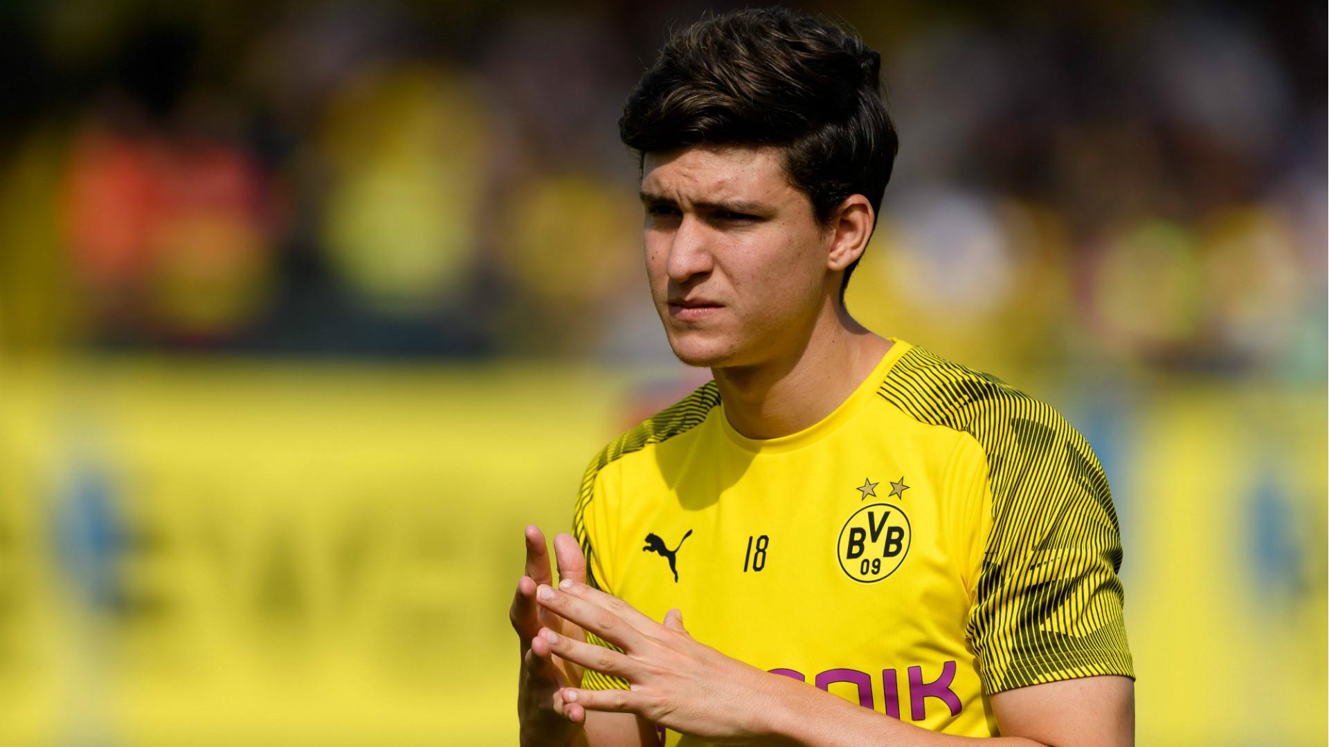 GERMANY Leonardo Balerdi Borussia Dortmund 2019