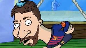 Messi meme