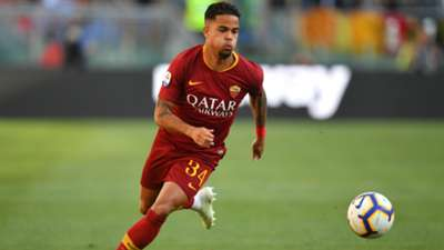 Justin Kluivert AS Roma 04272019