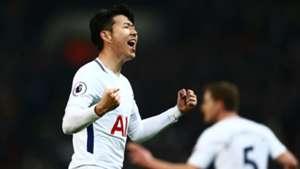 Son Tottenham Hotspur FC Everton