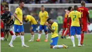 Neymar Brazil Belgium 06072018 World Cup