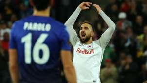 Dabbur Salzburg Lazio Europa League