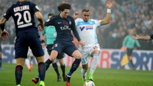 Paris Saint-Germain Olympique Marseille Rabiot Payet 26022017