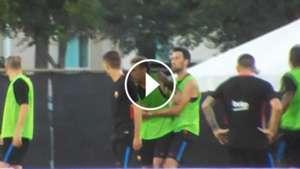 VIDEO Neymar