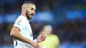 Karim Benzema Real Madrid Alaves