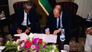 Adel Amrouche of Kenya now Libya coach.j