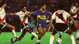 River Boca 1991 Copa Libertadores