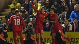 Lucas Leiva Liverpool FA Cup