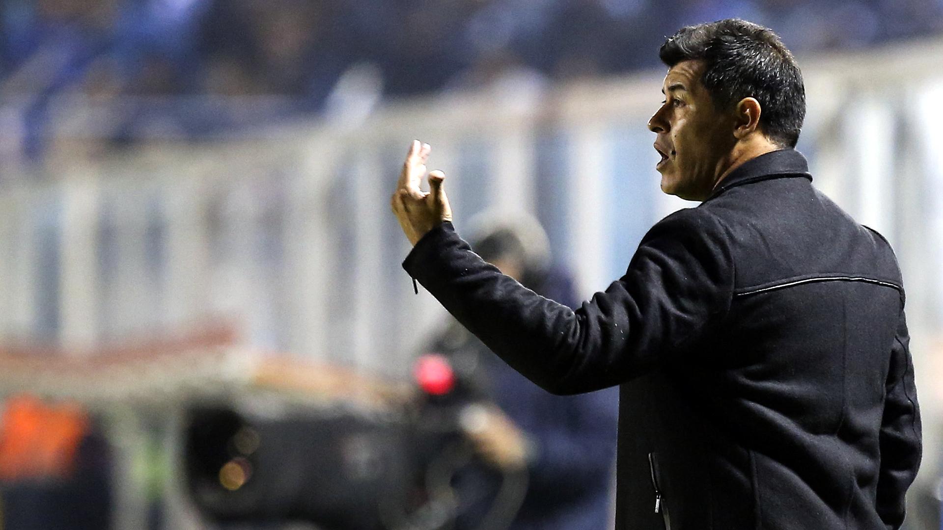 Jorge Almiron Atletico Nacional Atletico Tucuman Libertadores 2018