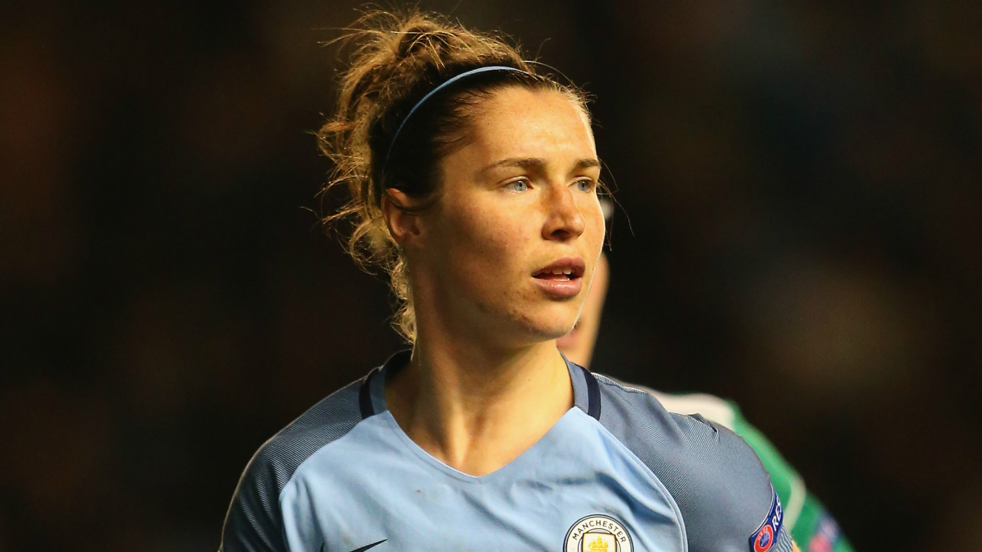 Jane Ross Manchester City