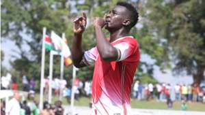 Harambee Stars and AFC Leopards midfielder Duncan Otieno.