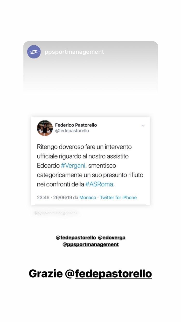 Edoardo Vergani story