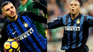 Icardi Ronaldo Inter
