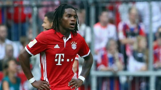 Renato Sanches Bayern Munich 01102016