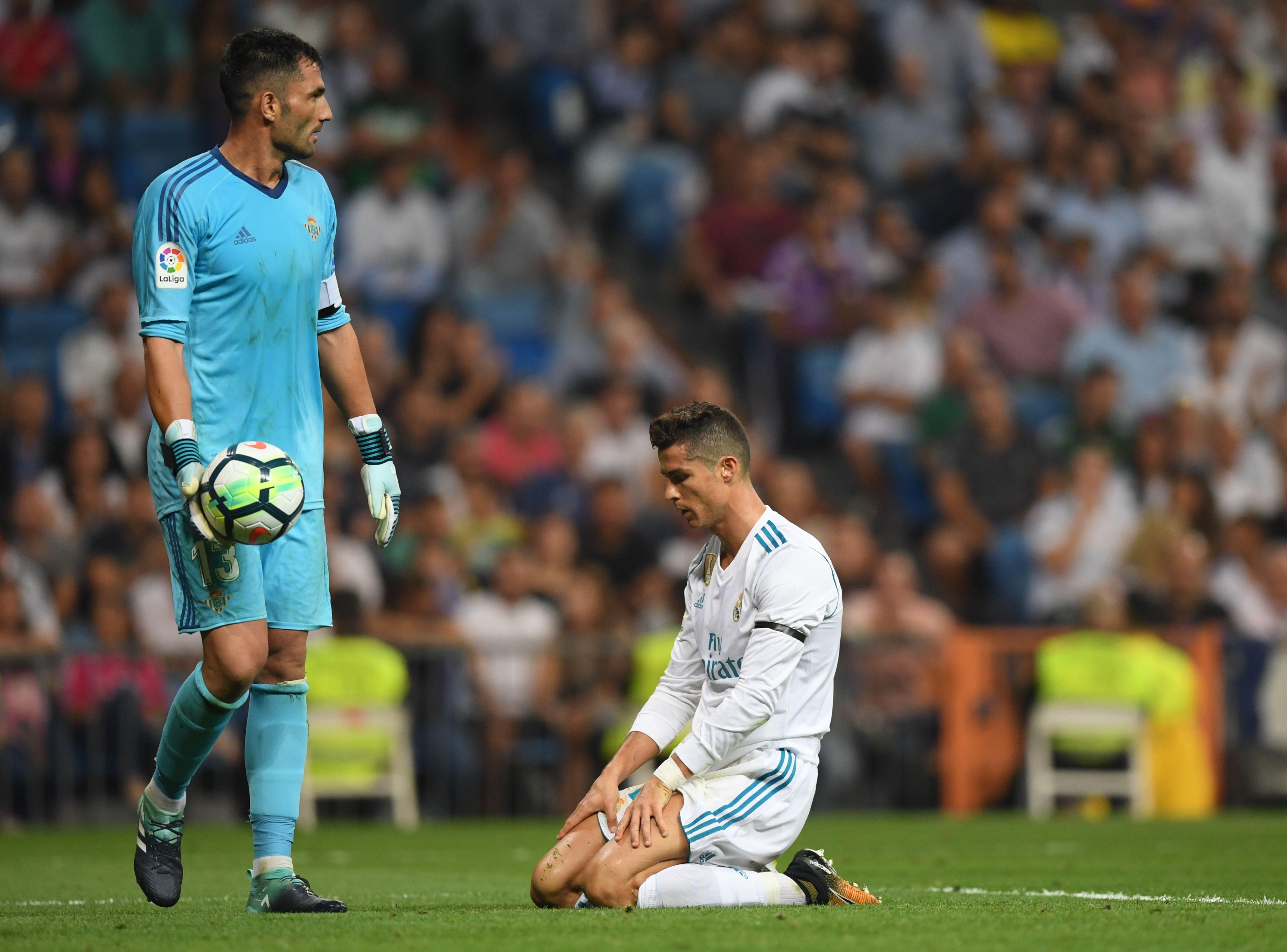 Real Madrid lo dio vuelta y derrotó a Betis — Guerra de goles