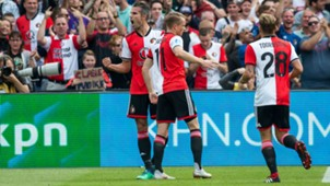 Robin van Persie, Feyenoord - Excelsior, Eredivisie 08192018