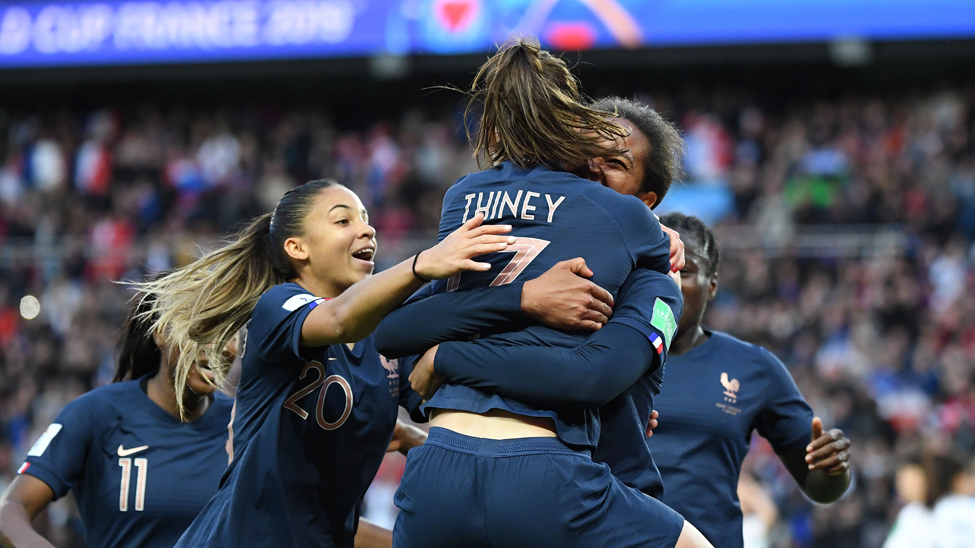 Americans face backlash over biggest women´s World Cup win