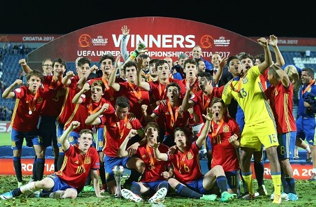 Spain U17