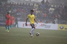 Surchandra Singh Real Kashmir Indian Arrows I-League 2018-19