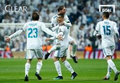 GFXID - Cover Clear Cristiano Ronaldo