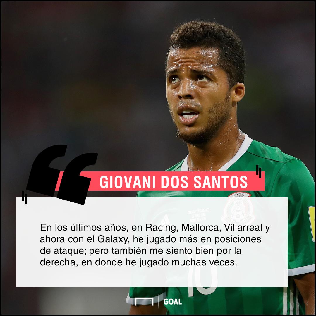 Giovani Dos Santos quote
