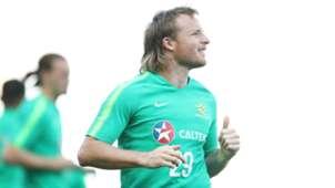 Rhyan Grant Socceroos