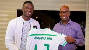 Wanyama 2.