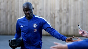 N'Golo Kante FC Chelsea