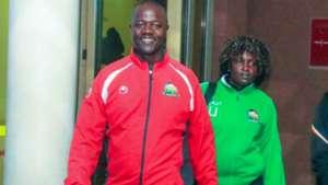 David Ouma of Harambee Starlets.