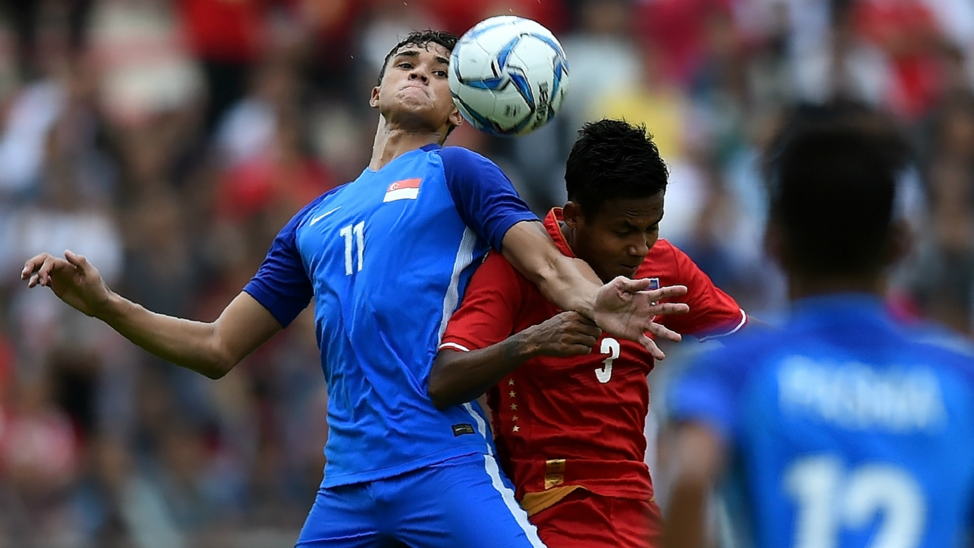 Ikhsan Fandi, Singapore, SEA Games