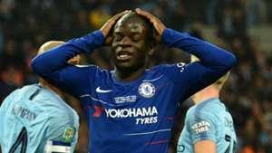 N'Golo Kante Chelsea 2018-19