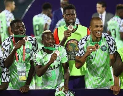 John Ogu and William Paul Ekong Nigeria