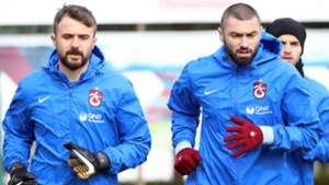 Onur Kivrak Burak Yilmaz Trabzonspor