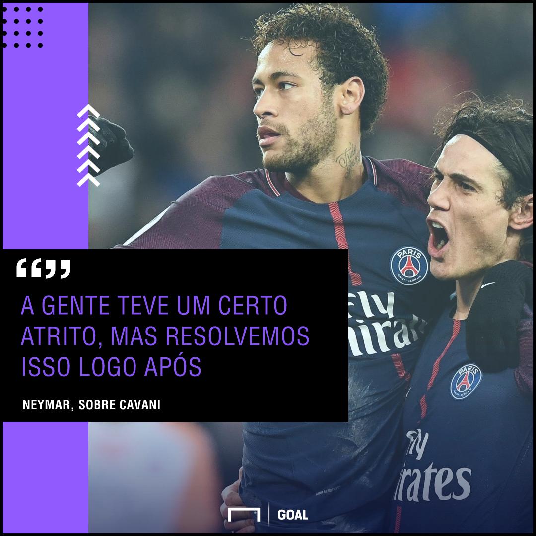 GFX Neymar Cavani