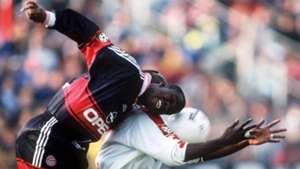 Former Nigeria and PSG star Jay-Jay Okocha picks Ghana's Samuel Kuffuor for special accolade