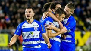 NAC Breda - PEC Zwolle, Eredivisie, 21102017