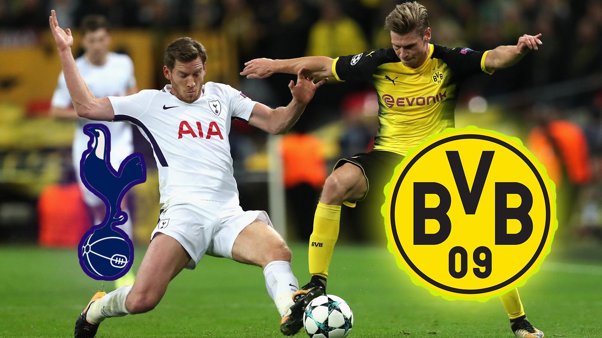 Borussia Dortmund Gegen Tottenham