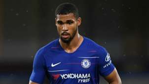 Ruben Loftus-Cheek Chelsea 2018-19