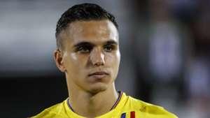 Romania defender Manea's girlfriend hospitalised after Under-21 Euros brawl