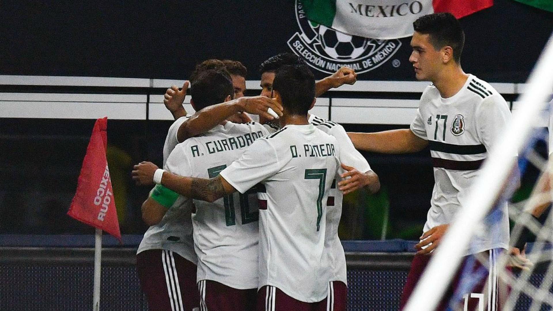 México Selección mexicana Ecuador